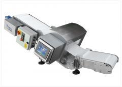 Metal detectors for food industry