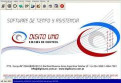 Software de Tiempo y Asistencia