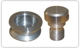 Components for conveyor equipment