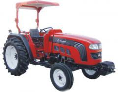 Tractores Hanomag 500 A