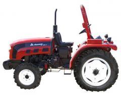 Tractores Hanomag 300 Ai