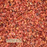 Frutos secos de rosa mosqueta
