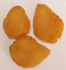 Peras secas sin semilla