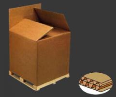Caja en Doble Triple