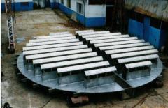 Plato Enfriador para Destilación de Combustibles