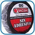 Línea Cintas de PVC Autoextinguible Sin adhesivo