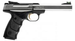 Armas cortas - buck mark plus stainless
