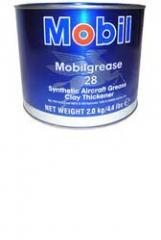 Mobilgrease FM 101 and FM 222