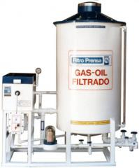 Filtro Prensa Redondo