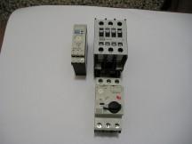 Contactores- Guardamotores- Relevos térmicos