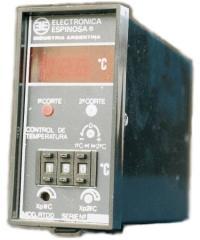 Regulador de Temperatura modelo RTDD