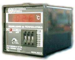 Reguladores de temperatura modelo RTDD