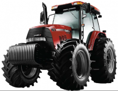 Tractor Maxxum