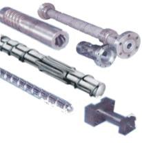 Tornillos de Extrusoras Sopladoras e Inyectoras