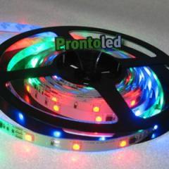 Tira 5050 INTELIGENTE - RGB - 30 leds/m - Interior