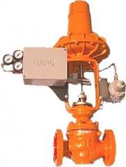 Automatic valve controllers CTV-ED / ET