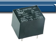 Relay 7A-250V Simple Inversor