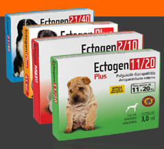 Pequeños Animales - Antiparasitarios/Endoctocidas