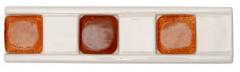 Arekuna base bco. brill. glass caramelo