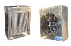 Fan heater, domestic