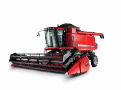 Agroempresa Máquinas Agrícolas - Cosechadora Case