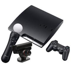 Consola Ps3 320Gb Move Pack