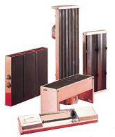 Heating radiant panels