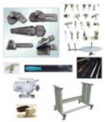 Boquillas y partes de màquinas de coser