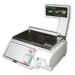 Balanza Ishida BC-3000 Usada