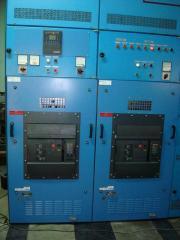 Retrofit de celda M.T. tipo UNIEMA de 13,2 kV -