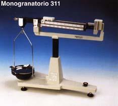 Balanzas Monogranatorio 311