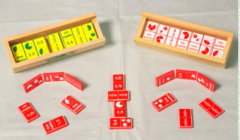 Domino de Fracciones y Decimales