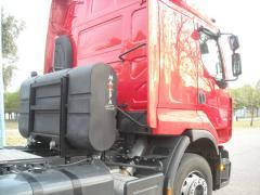 Tanque Mochila 500 litros con soporte
