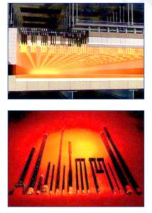 Sistemas de calefacciòn de carburo silicio