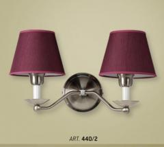 Lámpara Aplique Artículo 440/2