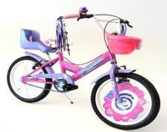 Bicicleta Princess Rodado 16