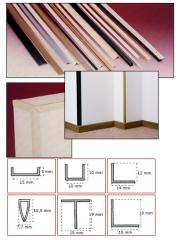 Líneas de PVC Rígido | Perfiles Multiuso