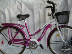 Bicicleta infantil modelo 02