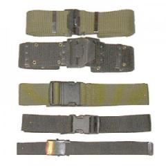 Cinturones tipo militares