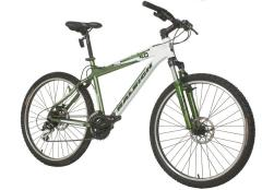 Bicicleta Raleigh Mojave 4.0 blanco/verde linea