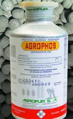 Agrophos Fosfuro de Aluminio