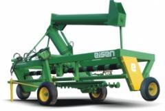 Extractora de Cereal en Silo Bolsa