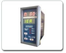 Microcontrolador Digital de Temperatura P+I+D /