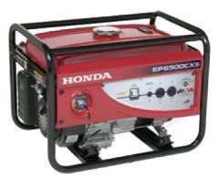 Generador monofásico de 5.5 Kva. Honda EP6500