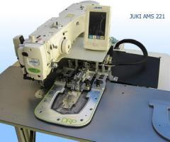 Máquina para pegado de bolsillos APS 2516