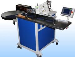Máquina para coser ruedo de bolsillos APH 45
