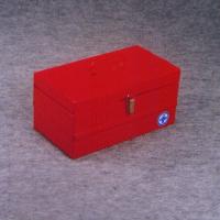 Cajas especiales con tapa prolongada volcable