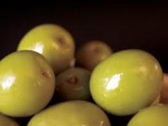 Aceitunas Verdes en Salmuera