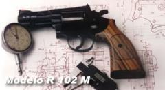 Pistola modelo 07