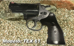 Pistola modelo 04